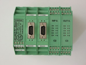Controlling system RS06 used especially for measuring phasor in energetics