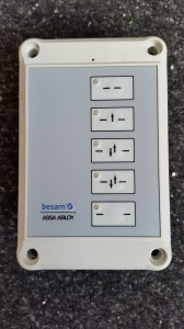 Controlling of doors for ASSA ABLOY